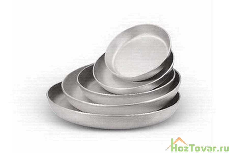 Алюминиевая сковорода без покрытия вред